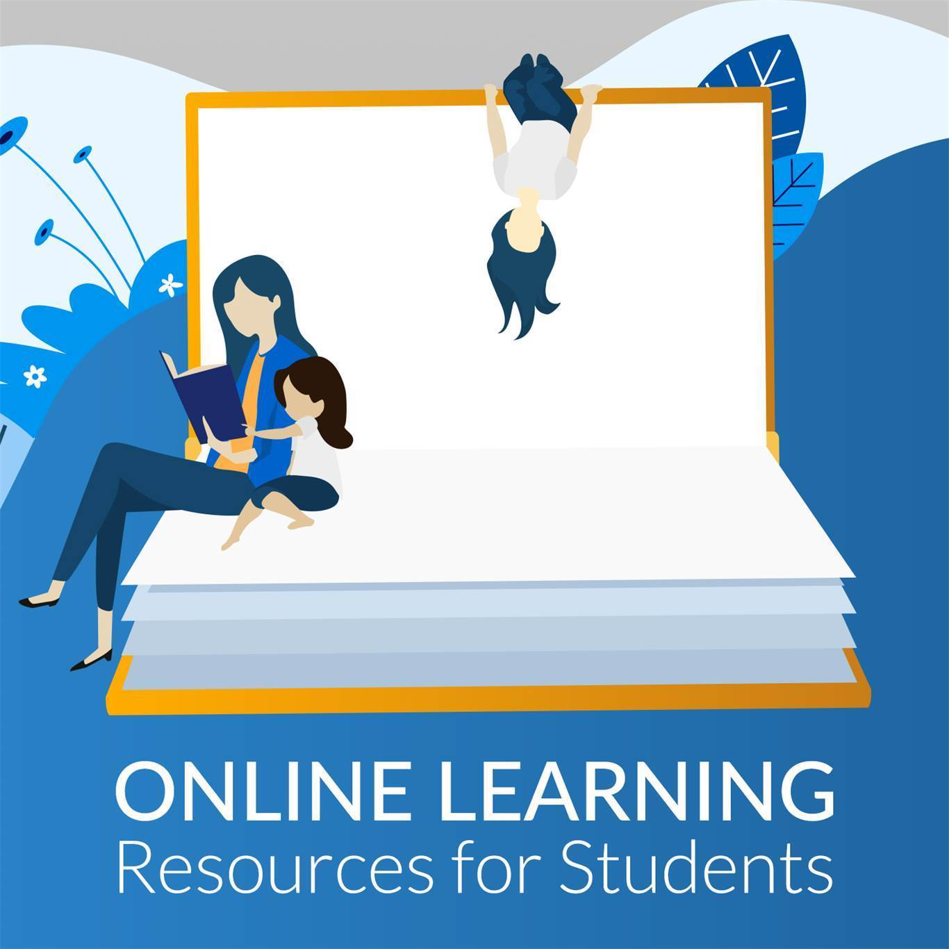 Banner Image for Online Learning Resources for Students