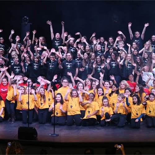 5th Annual Jr. Vocal Festival